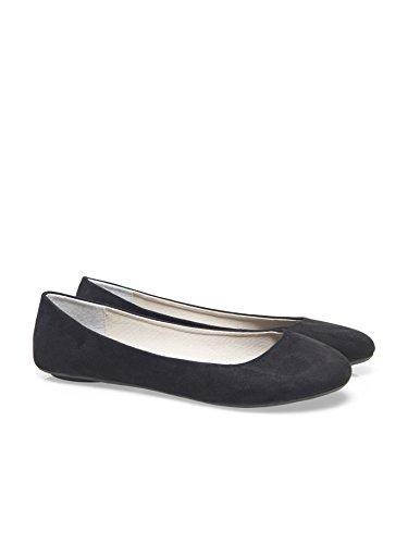 ONLY Damen Schuhe Ballarina Black 38